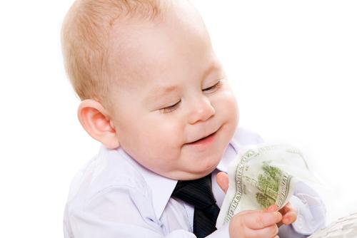 money-baby