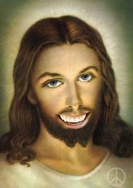 happy jesus