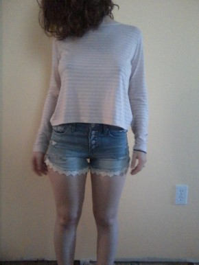 Short Shorts: Why not?